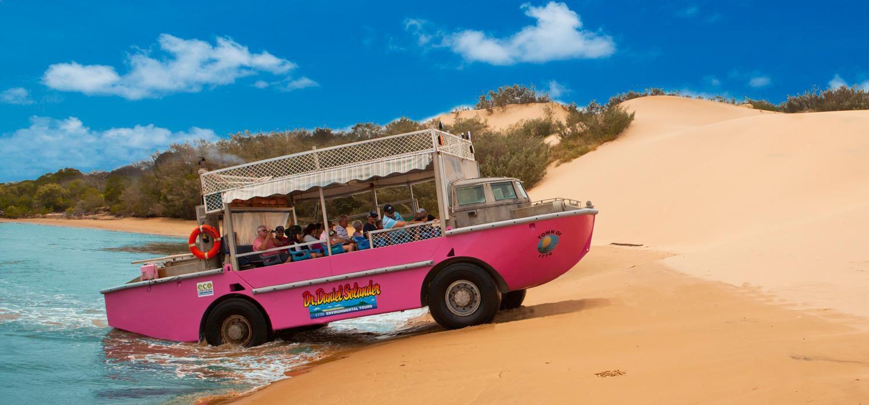LARC-tour   Agnes Water Beach Club