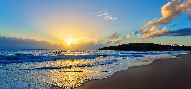 beach | Agnes Water Beach Club