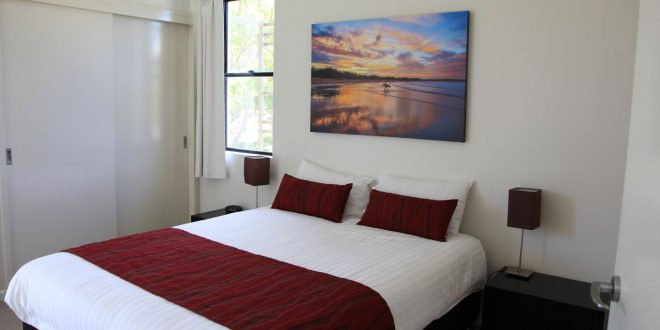 bedroom   Agnes Water Beach Club