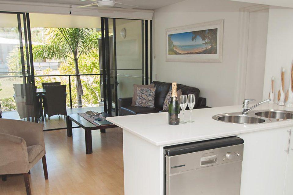 kitchen-lounge | Agnes Water Beach Club
