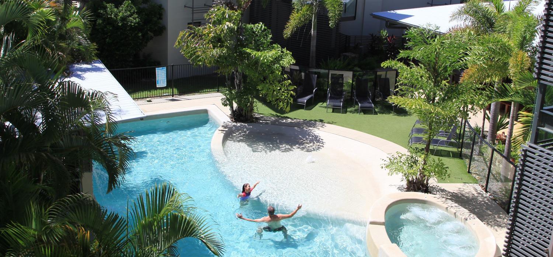 pool | Agnes Water Beach Club