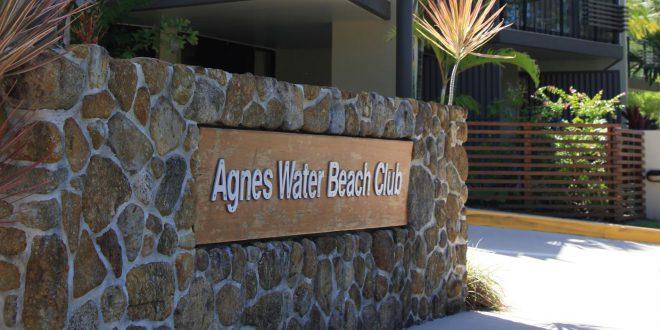 sign | Agnes Water Beach Club