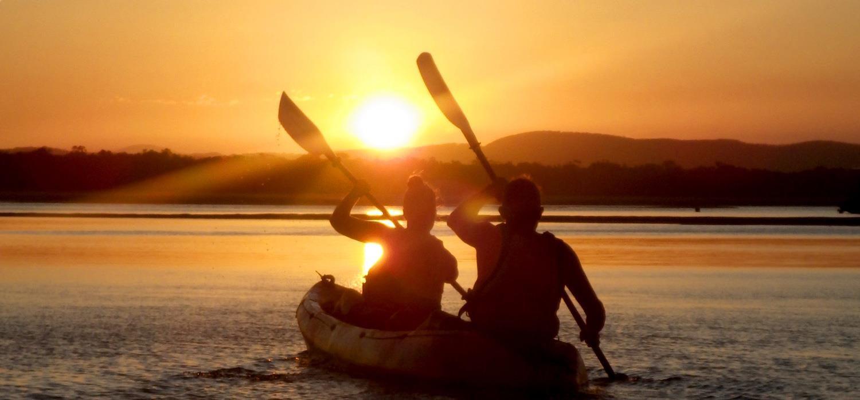 slideshow-kayak | Agnes Water Beach Club