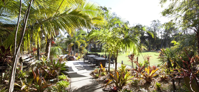 Getaway Garden Cafe